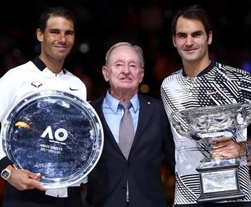 Federer, Nadal đút túi 4,5 triệu đôla nếu vô địch Australia Mở rộng