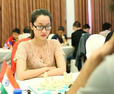 Kỳ thủ 15 tuổi Anh Khôi vô địch giải cờ vua đấu thủ mạnh toàn quốc