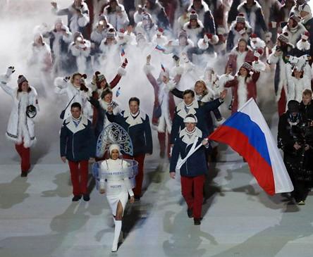 Tổng thống Putin hồi đáp án phạt của IOC cấm cửa Nga ở Olympic mùa đông 2018