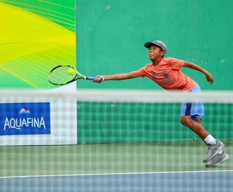 Quốc Uy - Thiên Quang vô địch đôi nam U.14 châu Á